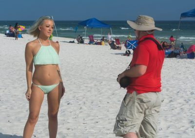 Dry beach photos first