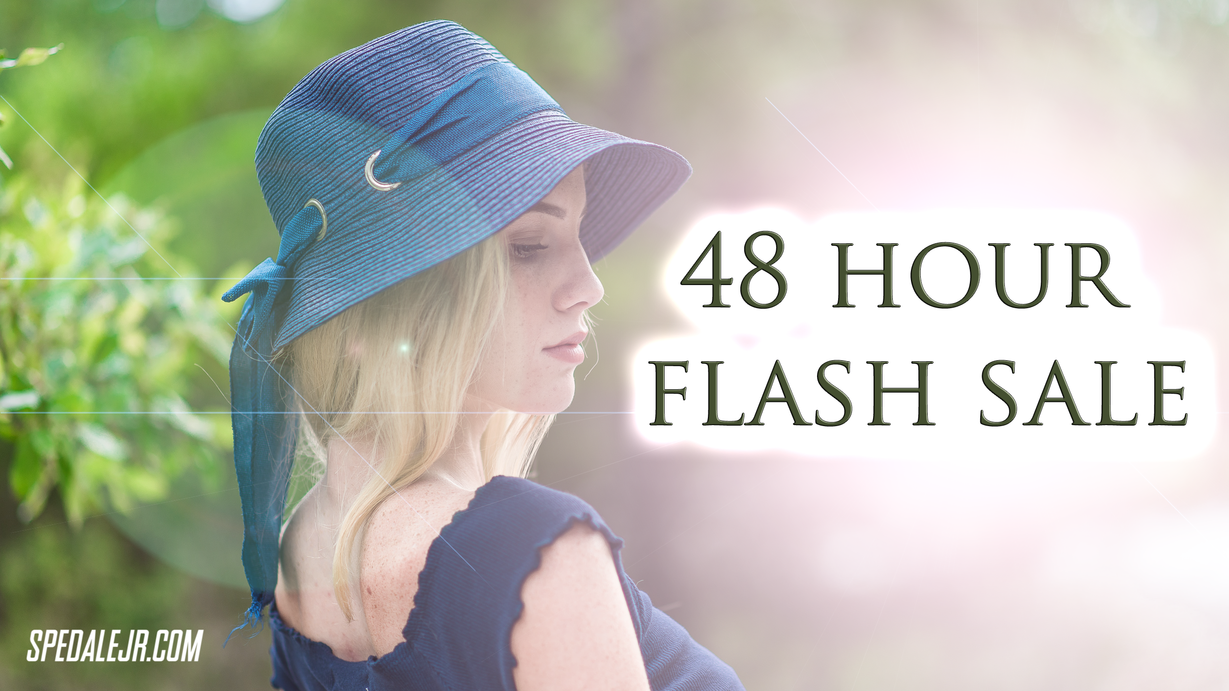 48 hour flash sale #48FlashSale